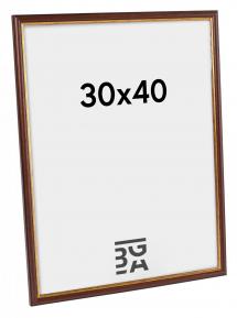 Horndal Bruin 30x40 cm