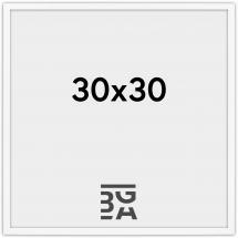 Edsbyn Wit 30x30 cm