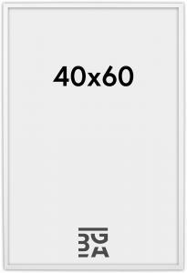 Galleri 1 Edsbyn Wit 40x60 cm