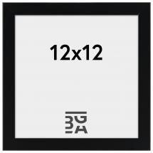 Galleri 1 Fotolijst Edsbyn Zwart 12x12 cm