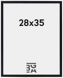 Edsbyn Zwart 28x35 cm