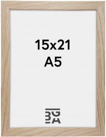 Galleri 1 Edsbyn Eikenhout 15x21 cm (A5)